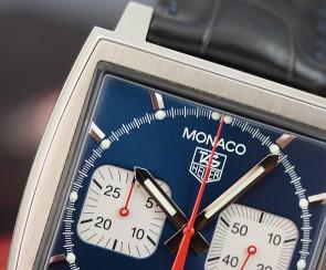 TAG Heuer Monaco Calibre 17 Steve McQueen ref. CAW2113.FC6183