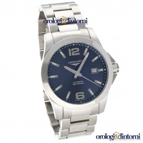 Longines Conquest 41 Automatic ref. L3.777.4.99.6