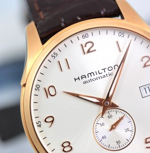 Hamilton Jazzmaster Maestro Small Second Automatic ref. H42575513