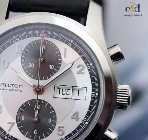 Hamilton Khaki Field Automatic Chronograph 42 ref. H71566553