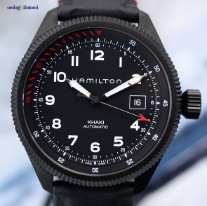 Hamilton Khaki Pilot Takeoff Air Zermatt Automatic ref. H76695733