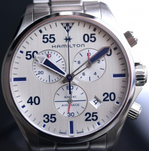 Hamilton Khaki Aviation Chrono Quartz ref. H76712151