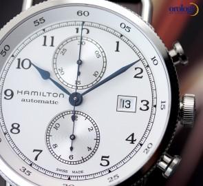 Hamilton Khaki Navy Pioneer Auto Chrono ref. H77706553