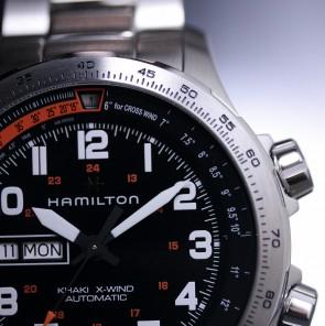 Hamilton Khaki Aviation X-Wind Day Date Auto ref. H77755133