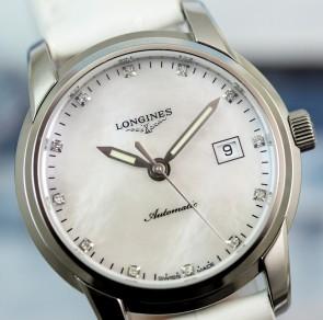 Longines Saint-Imier Date Lady ref. L2.563.4.87.2