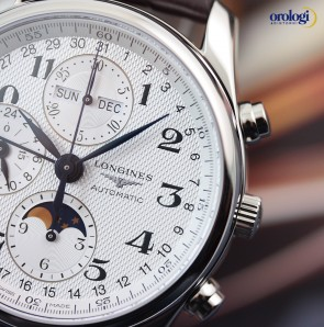 Longines Master Collection Chronograph Calendar ref. L2.673.4.78.3