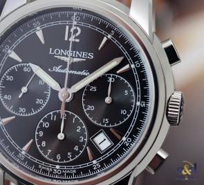 Longines Saint-Imier Chronograph ref. L2.752.4.52.3