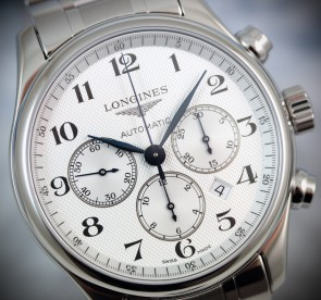 Longines Master Collection Chronograph ref. L2.859.4.78.6