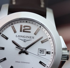Longines Conquest Lady 29,5 ref. L3.376.4.76.5