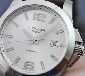 Longines Conquest 43 ref. L3.760.4.76.5