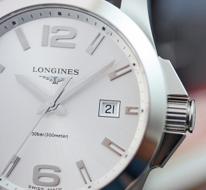 Longines Conquest 41mm ref. L3.659.4.76.5