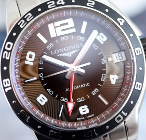Longines Admiral GMT ref. L3.668.4.66.6
