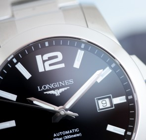 Longines Conquest Automatic 41 ref. L3.677.4.58.6