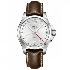 Longines Conquest GMT Automatic ref. L3.687.4.76.4