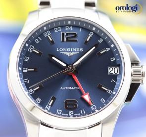 Longines Conquest GMT Automatic ref. L3.687.4.99.6