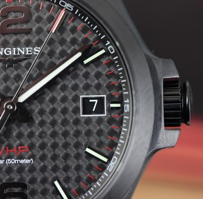 Longines Conquest V.H.P. 41 ref. L3.716.2.66.6