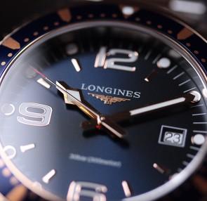 Longines HydroConquest 41 Blue ref. L3.740.3.98.7