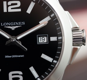 Longines Conquest Ladies 34 ref. L3.377.4.58.3