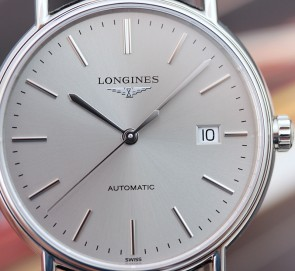 Longines Presence 38.5 Automatic ref. L4.921.4.72.2