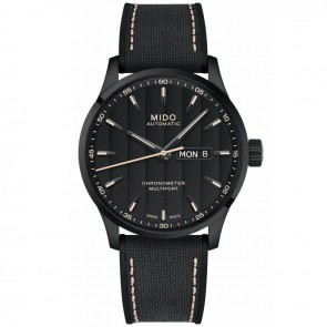 Mido Multifort Chonometer Day Date ref. M0384313705100