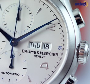 Baume & Mercier Clifton Chronograph ref. 10123