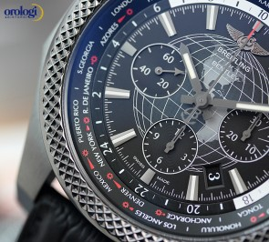Breitling for Bentley B05 Unitime Midnight Carbon Limited ref. MB0521V4/BE46/265S