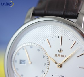 Rado DiaMaster Grande Seconde Automatic ref. R14129116