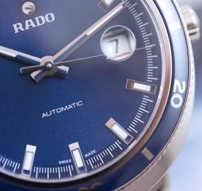 Rado D-Star Blue ref. R15960203