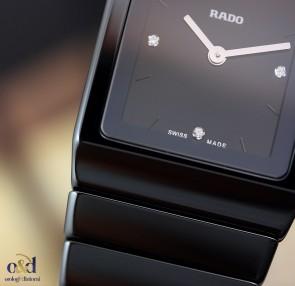 Rado Ceramica Diamonds 32mm ref. R21702702