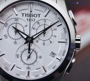 Tissot Couturier Chrono Quartz 41mm ref. T0356171103100