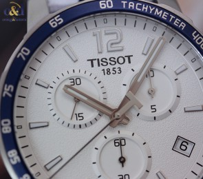 Tissot Quickster Chronograph ref T0954171703709