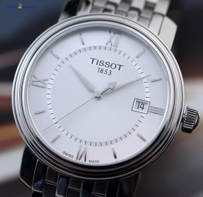 Tissot Bridgeport Quartz 40mm ref. T0974101103800