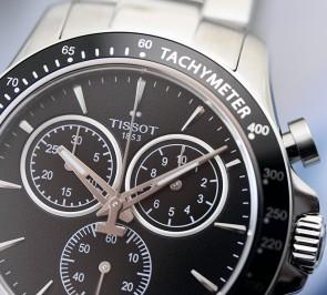 Tissot V8 Quartz Chronograph Tachymeter ref. T1064171105100