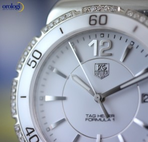 TAG Heuer Formula 1 Ceramic & Diamonds ref. WAH1213.BA086