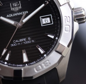 TAG Heuer Aquaracer Calibre 5  ref. WAY2110.FT802
