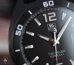 TAG Heuer Formula 1 Calibre 5 ref. WAZ2115.FT8023