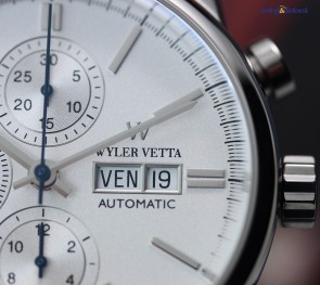 Wyler Vetta Chrono Automatic 43mm ref. WV0012