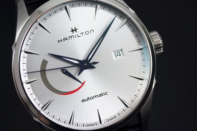 Hamilton Jazzmaster 42 Power Reserve Automatic ref. H32635781