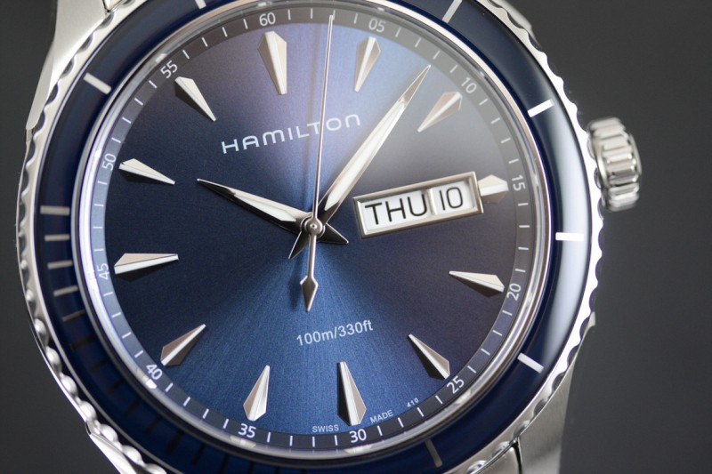 Hamilton Jazzmaster Seaview Day Date ref. H37551141