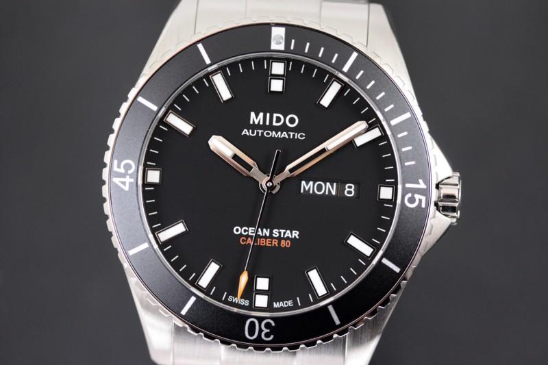 Mido Ocean Star Automatic ref. M0264301105100