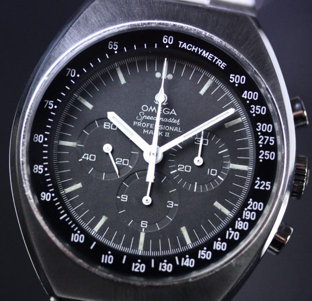 ca. 1970 Omega Speedmaster Mark II ref. 145.014