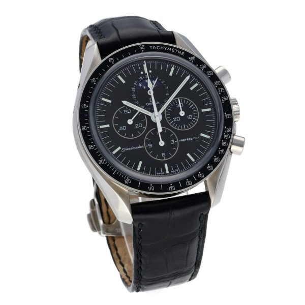 Omega Speedmaster Professional Moonwatch Moonphase ref. 3876.50.31