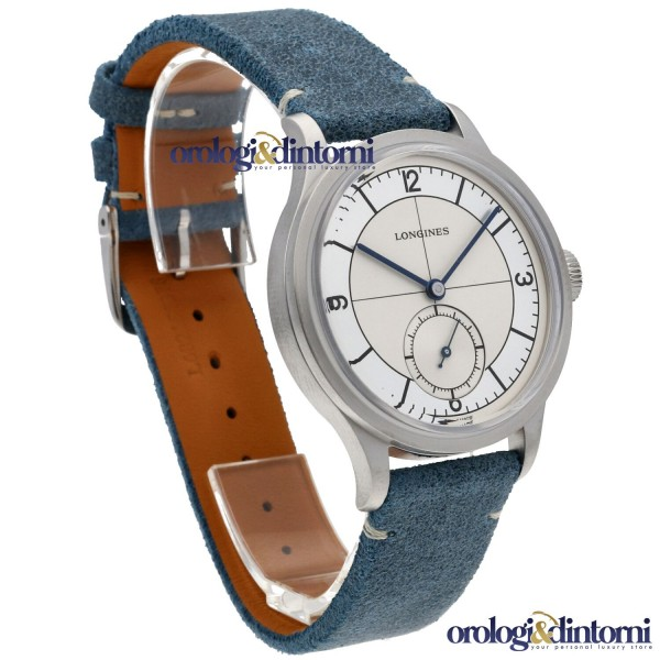 Longines Heritage 38.5 Small Seconds ref. L2.828.4.73.2