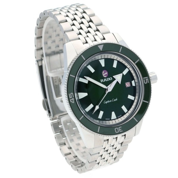 Rado Captain Cook Automatic ref. R32505313