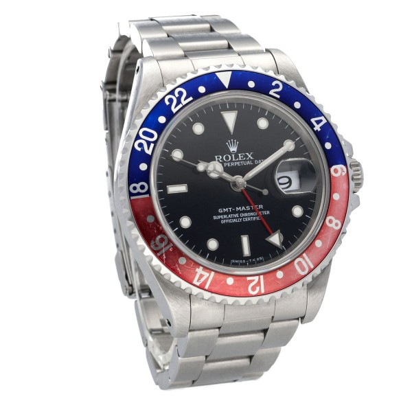 Pre-Owned Watch Rolex GMT-Master ref. 16700