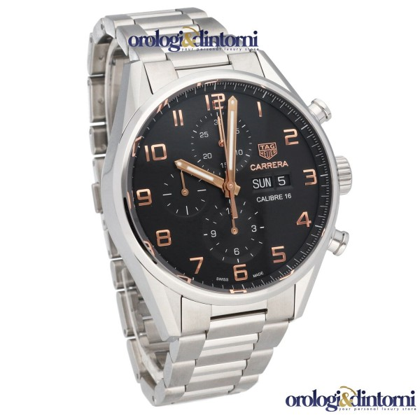 TAG Heuer Carrera Calibre 16 Day Date ref. CV2A1AB.BA0738