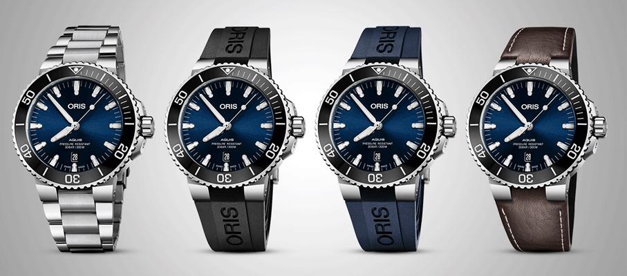 Orologi subacquei Oris Aquis