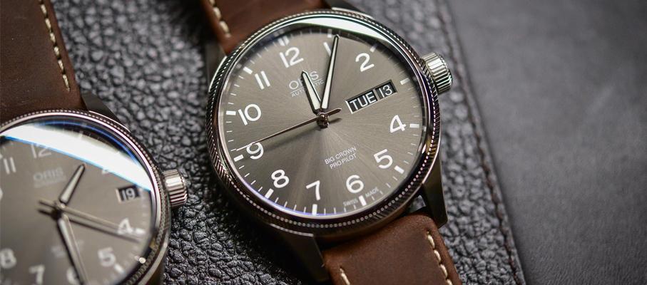 Oris Big Crown Aviator Watches