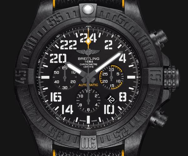 Breitling luxury watch
