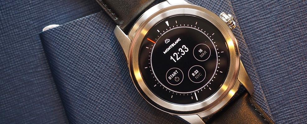 smartwatch montblanc